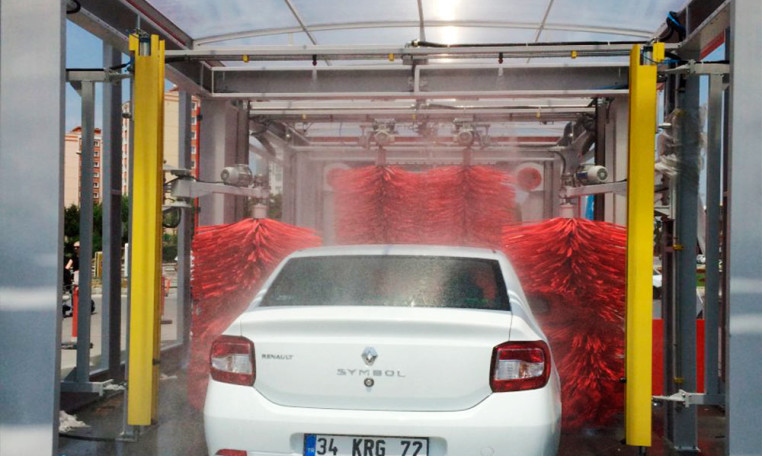 tunnel car wash - DBF