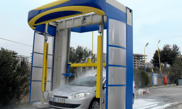Touchless automatic car wash - Hydrowash - DBF